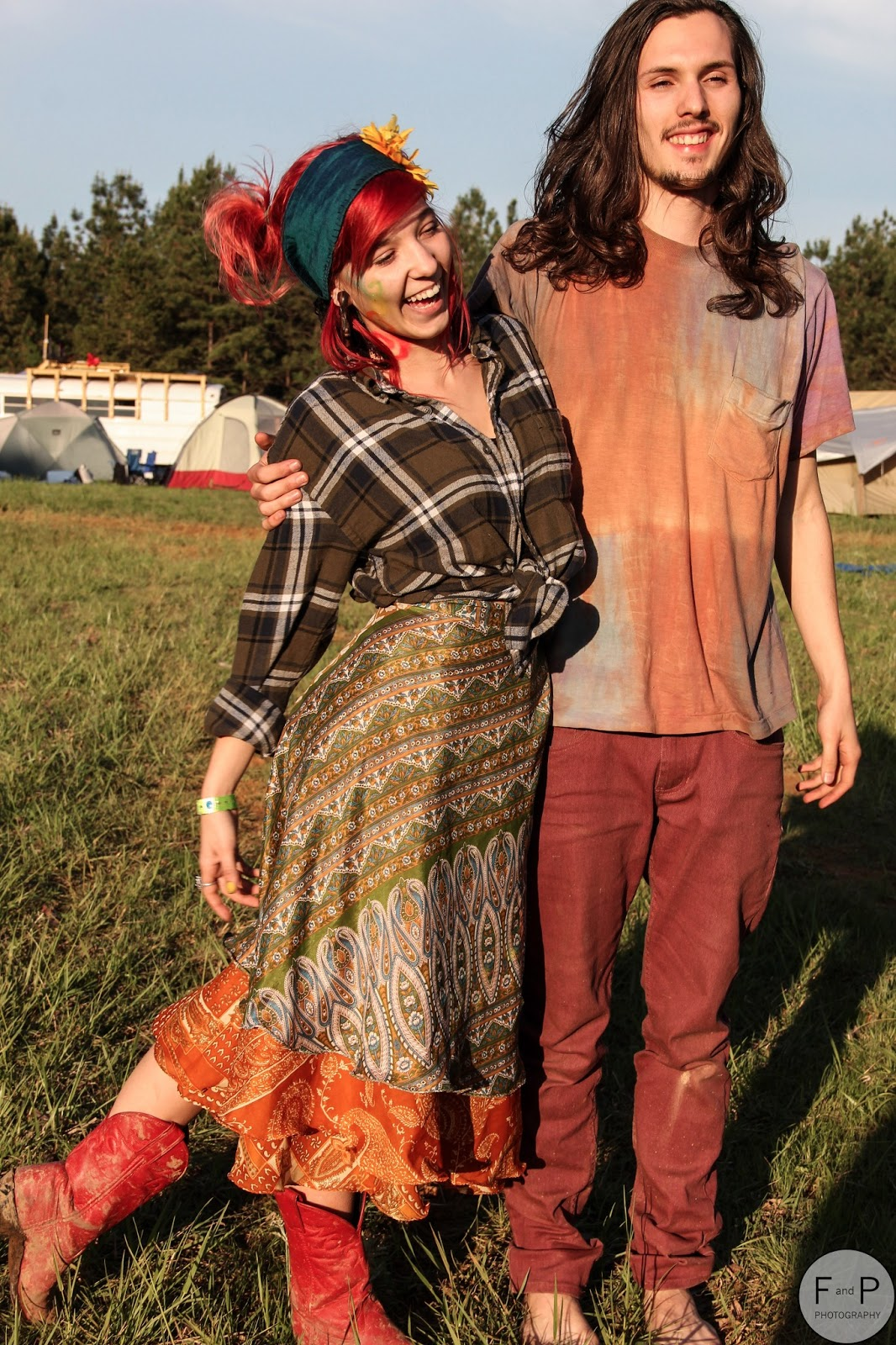 What to Wear to a Music Festival ~ freshandpreciouser