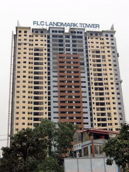 FLC Landmark Tower Tọa Lạc Tại Mặt Đường Lê Đức Thọ ( diện tích 80m )