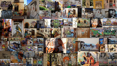 Granada – A Sampling of Street Art and Graffiti