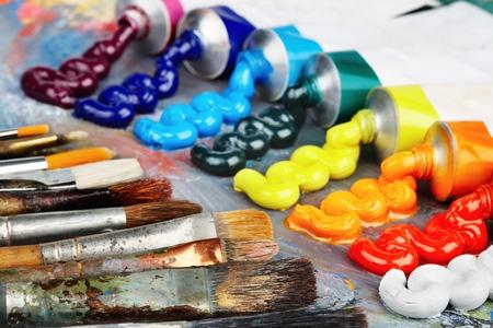 El rinc n de carlos modelismo y pintura de figuras los for Los colores de pintura
