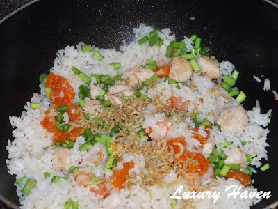 hainanese chicken fried rice recipes