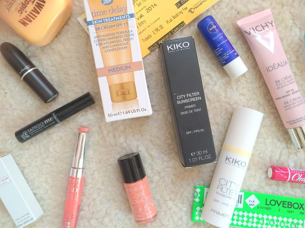 festival makeup products