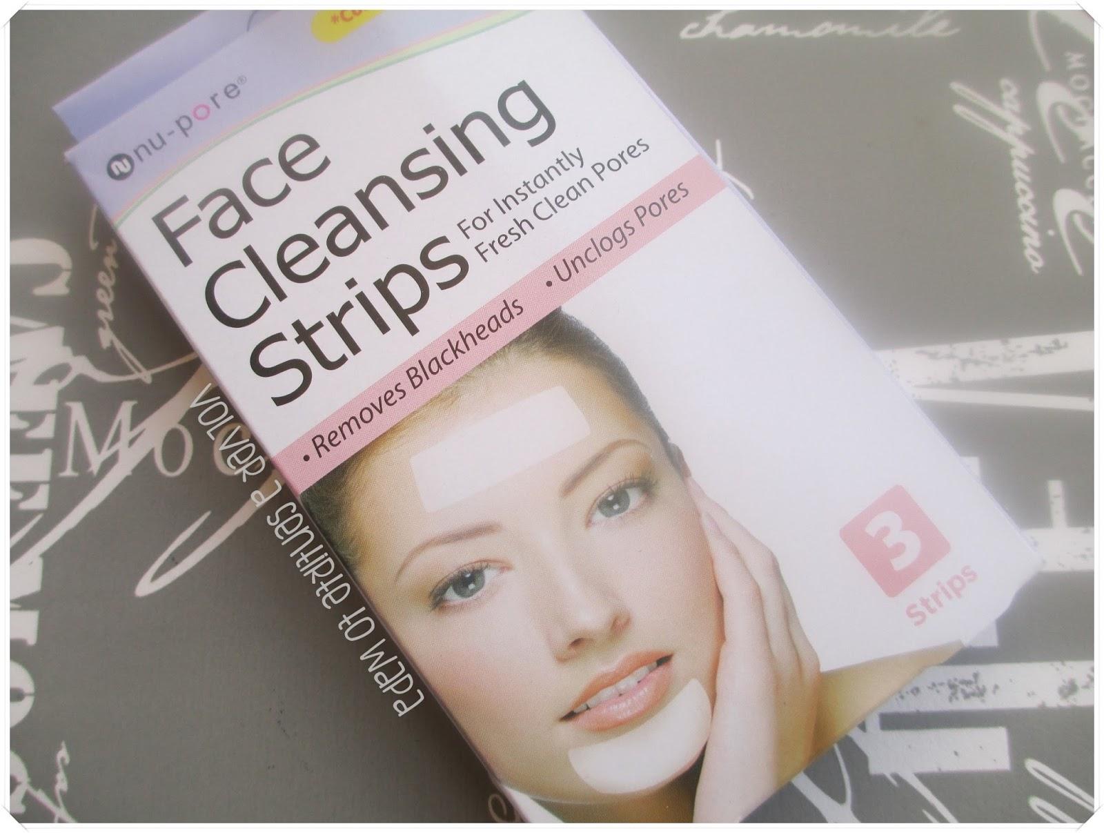 iHerb - Tiras de Limpieza Facial de nu pore