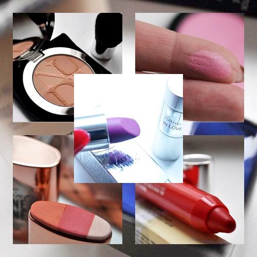 Kosmetické výrobky-hromadění