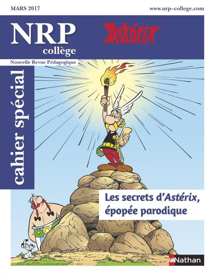 Les Secrets d'Astérix, épopée parodique