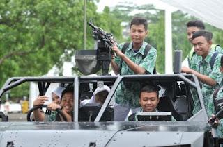 Mabes TNI Gelar Pameran Alutsista TNI di Cilangkap