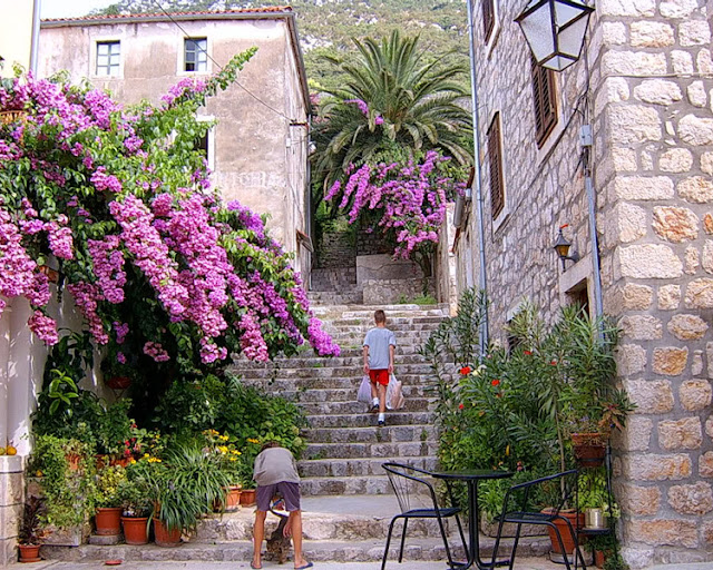 Croatia beautiful scenery
