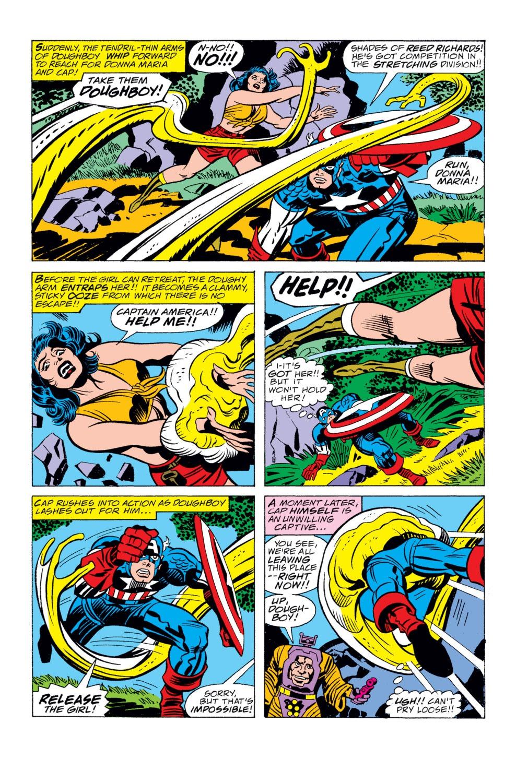 Captain America (1968) Issue #209 #123 - English 4