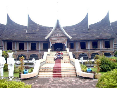museum adityawarman tempat wisata padang
