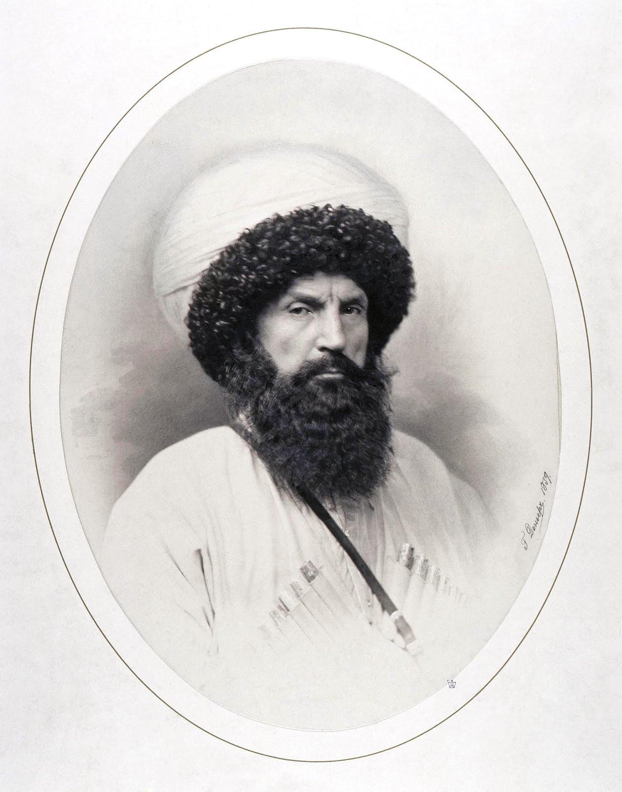 L'Imam Chamil - Le résistant du Caucase