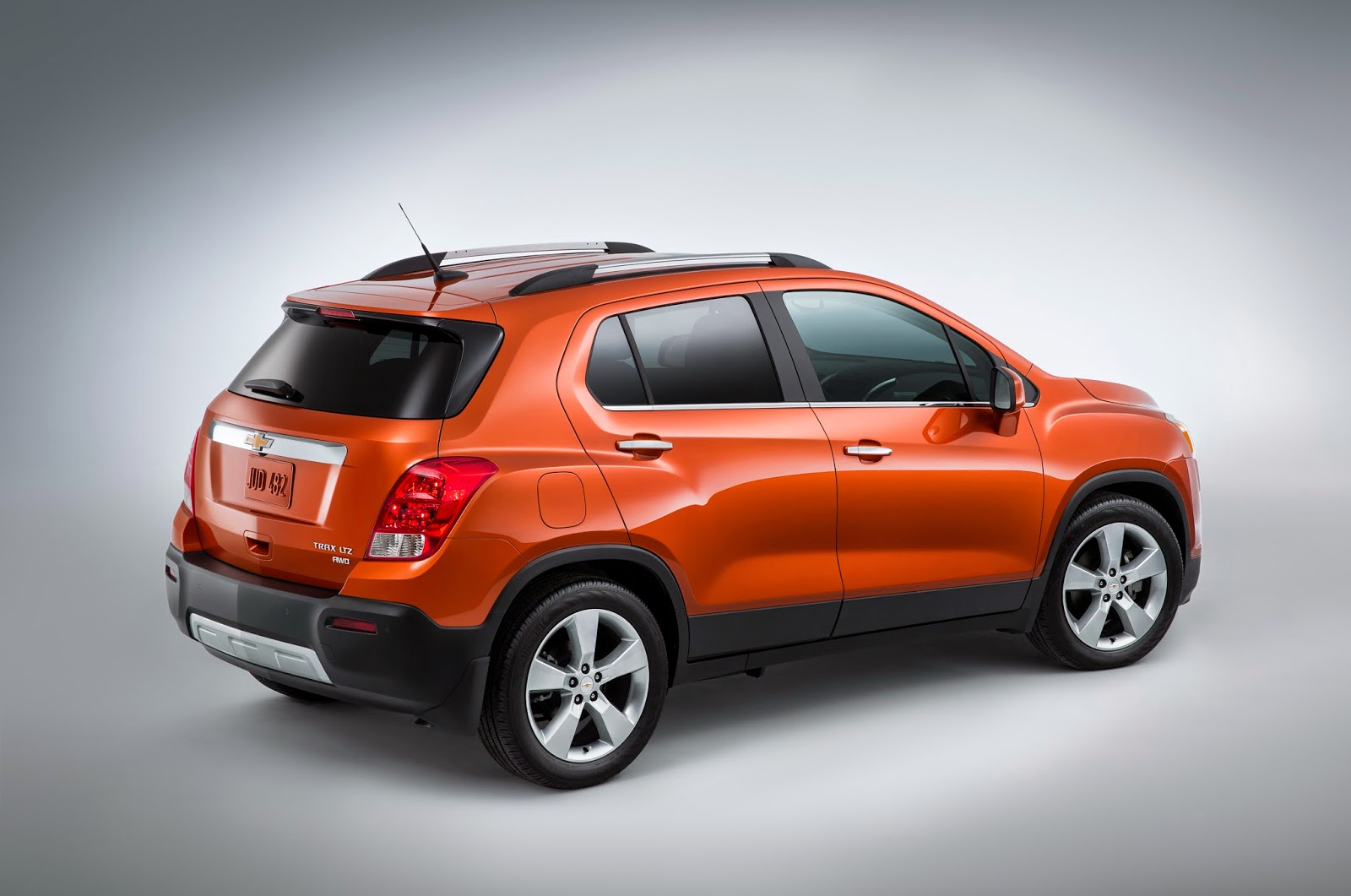 2015 Chevrolet Trax Small SUV Announced