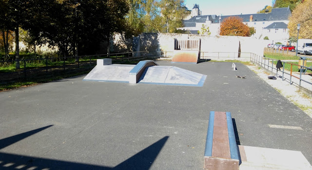 Skatepark Luynes 37