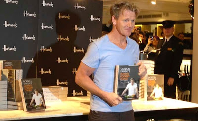 Gordon Ramsay: Blog Esteban Capdevila