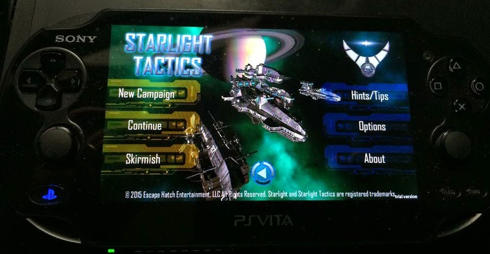 starlight tactics, ps vita, escape hatch