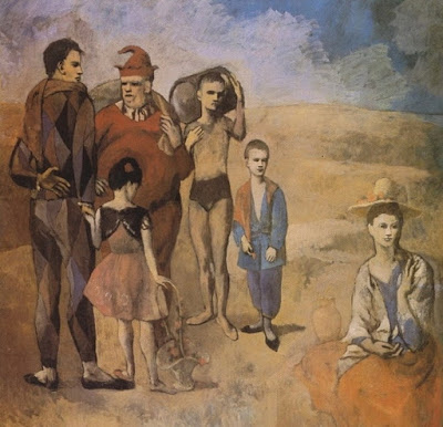 Cuadros Importantes Y Famosos De Picasso