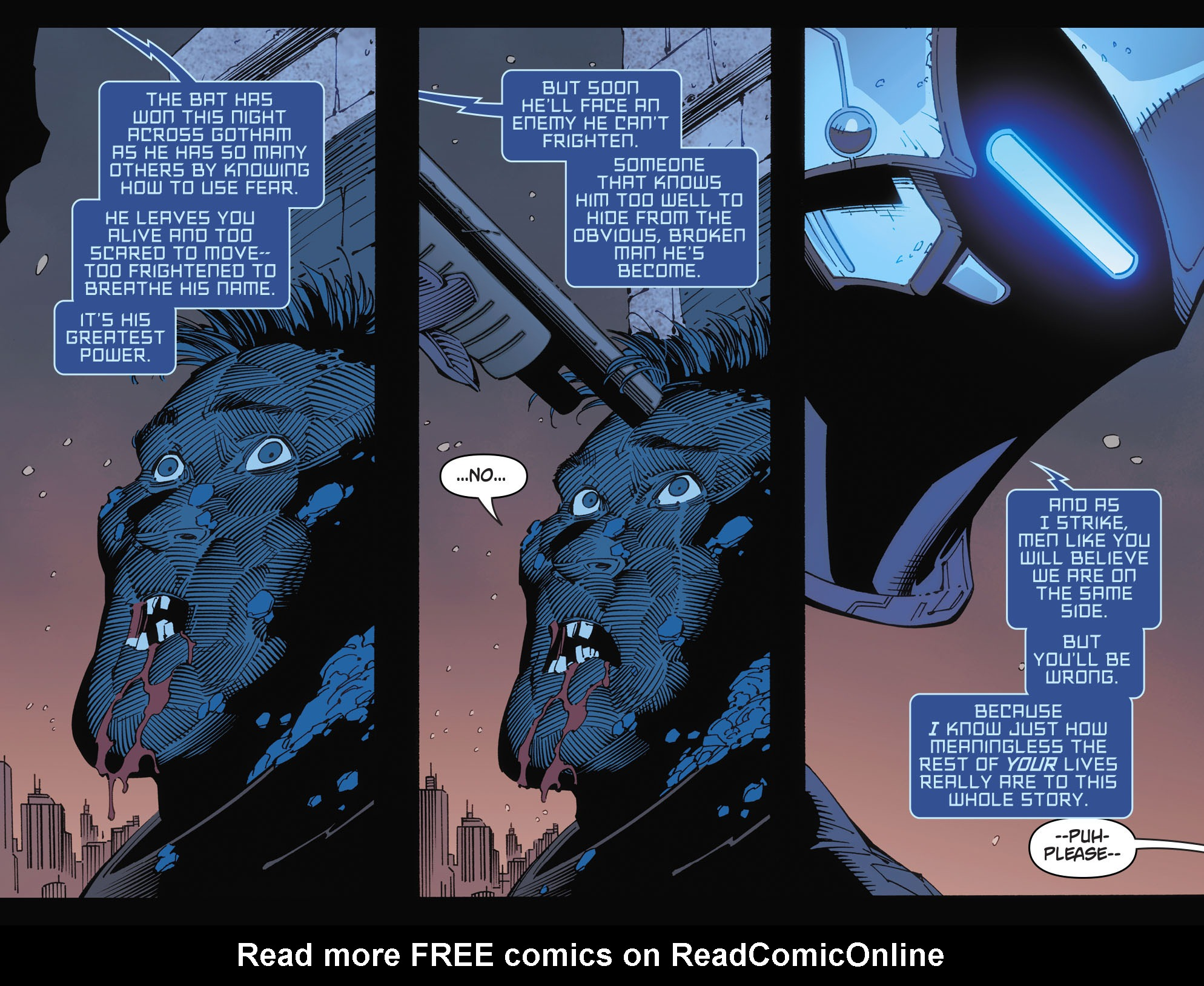 Batman: Arkham Knight [I] Issue #1 #3 - English 13