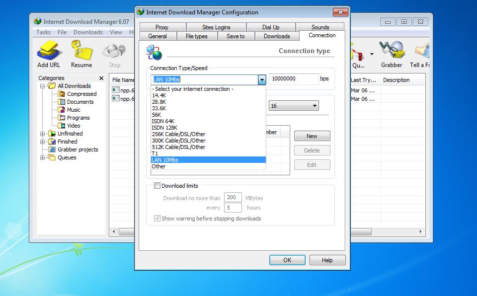 Cara Mudah Mempercepat Download IDM