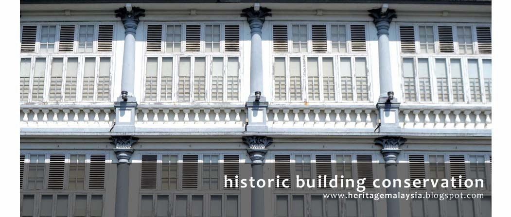 The Building Conservation and Maintenance Website