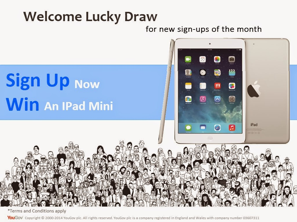 Survey Dapat IPad Mini