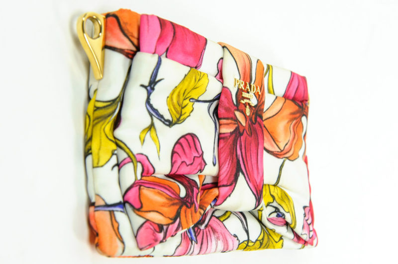 prada fairy clutch by james