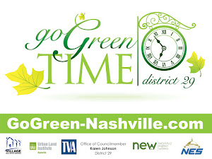 GO GREEN DISTRICT 29