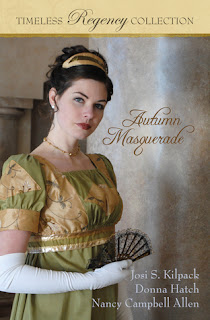 Heidi Reads... Autumn Masquerade (Timeless Regency Collection) by Josi S. Kilpack, Donna Hatch, Nancy Campbell Allen