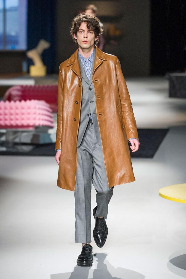 men s 2013 2014 prada with the title runway prada fall winter 2013