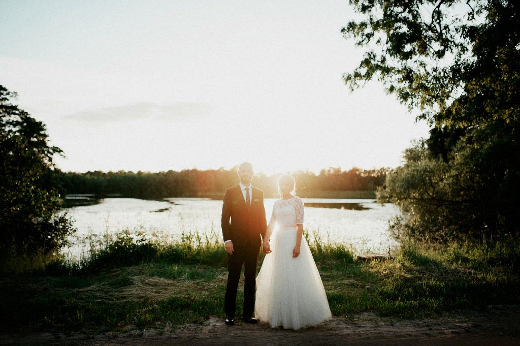 Bröllopsfotograf Niklas Andersen porträttfoto