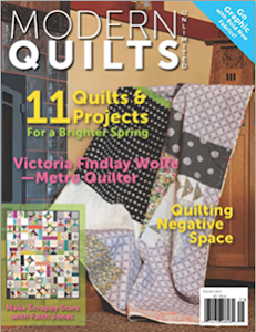 Modern Quilts Unlimited