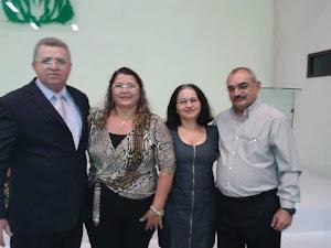 Presb. Joatão Lins e sua Esposa Givaldete (gil)