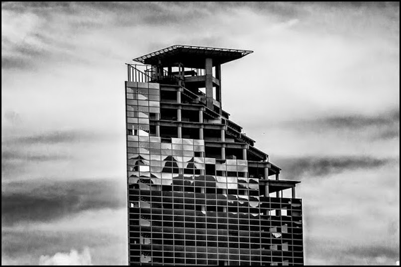 Rascacielos OKUPA. Torre David.