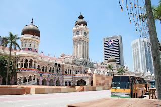 Tempat Wisata di Kuala Lumpur Malaysia