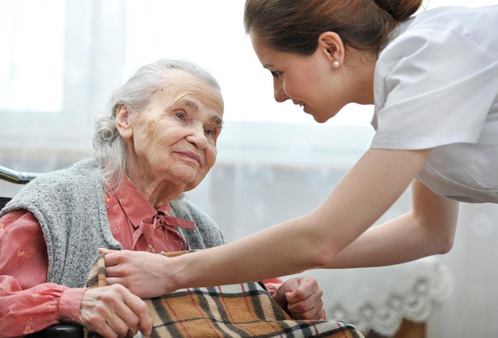 Servicios para el cuidado de mayores