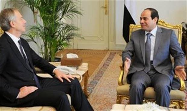 السيسي يُحذَّر من مخاطر التصعيد العسكري ضد غزة