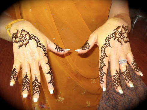 Mehndi Simple Henna Designs