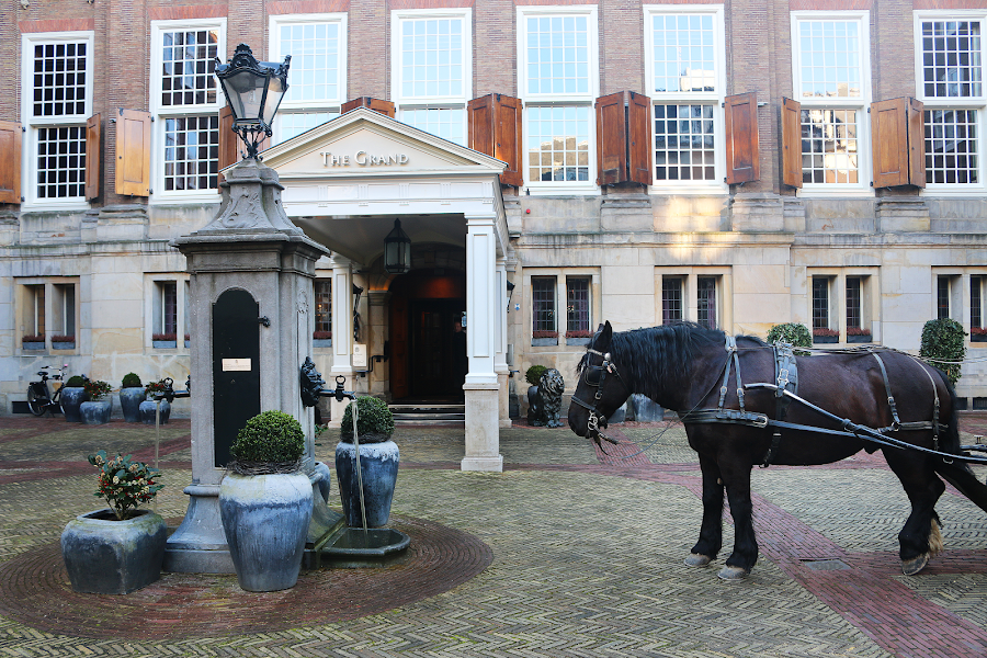Where to stay in Amsterdam: Sofitel The Grand