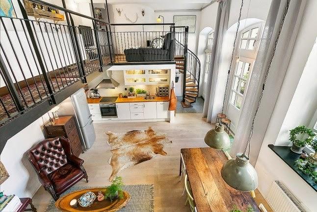 La casa de la escalera  0b4b21df84b0