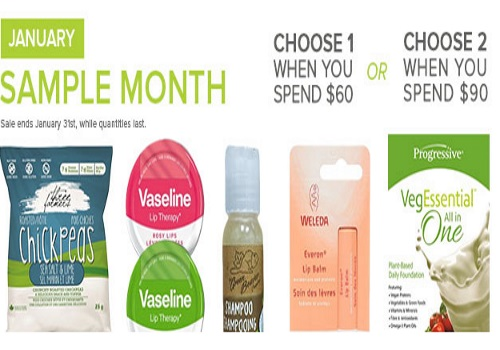 Well.ca Free Sample Month