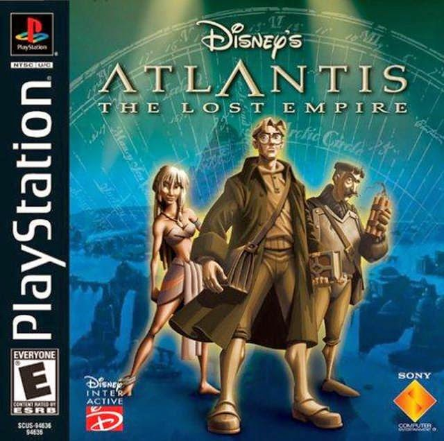 Atlantis The Lost Empire | El-Mifka