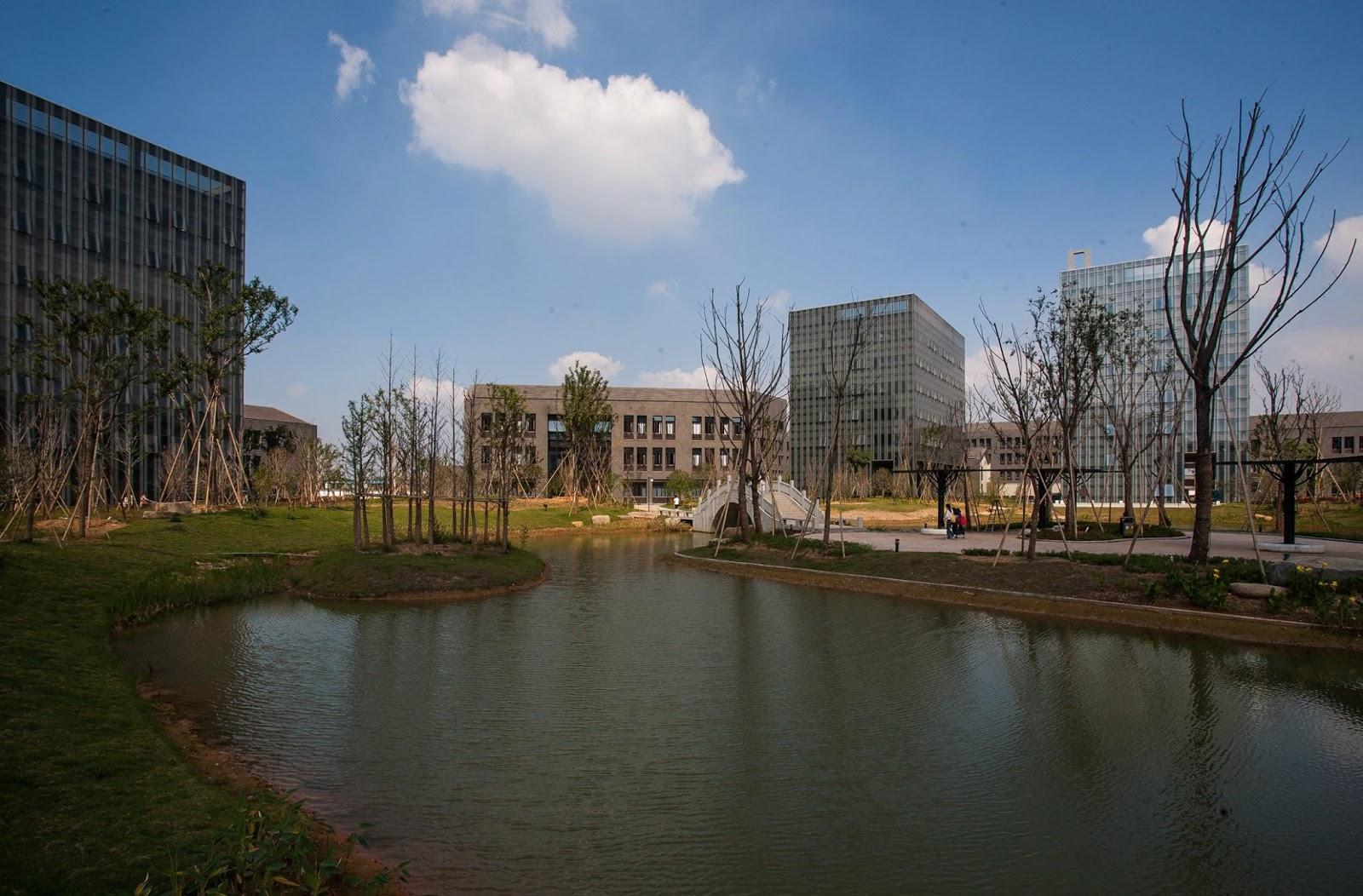 Study Chinese at Zhejiang University - Real World Chinese