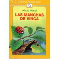 LAS MANCHAS DE VINCA--ALICIA MOREL