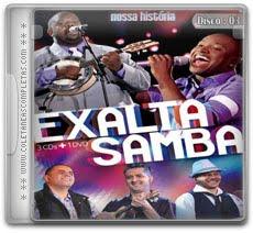 Download Exaltasamba - Nossa História (2012)