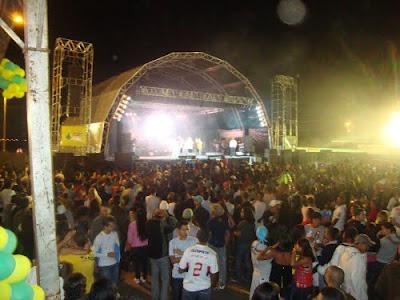 Gastos com eventos culturais em São Sebastião, ano de 2012
