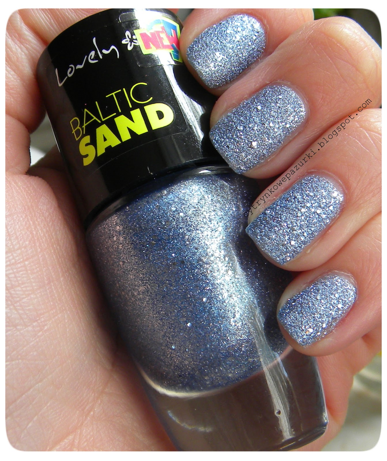 Lovely Baltic Sand 9 nowy kolor