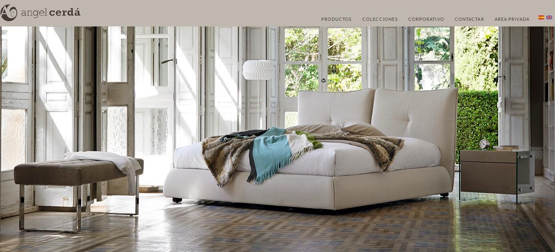 ventes privees sur internet angel cerda vente priv e. Black Bedroom Furniture Sets. Home Design Ideas
