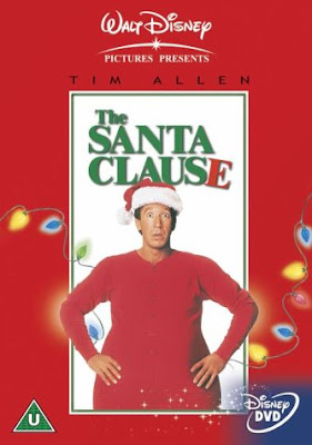 The Santa Clause Blogmas Films