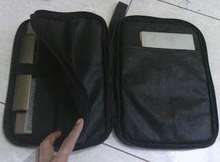 tas notebook didalam