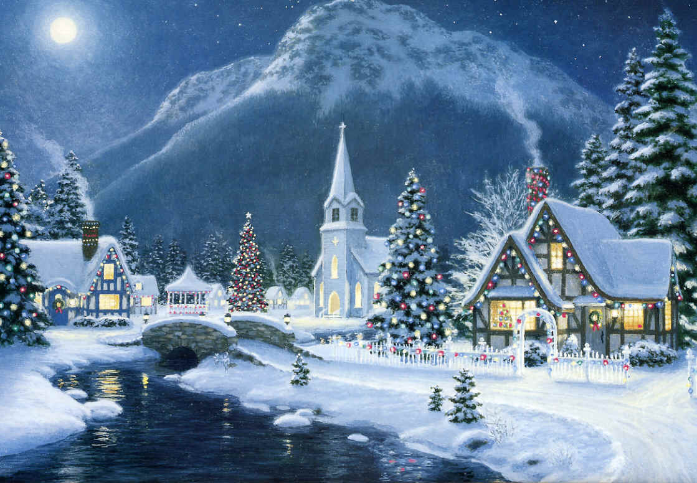 Christmas Catds