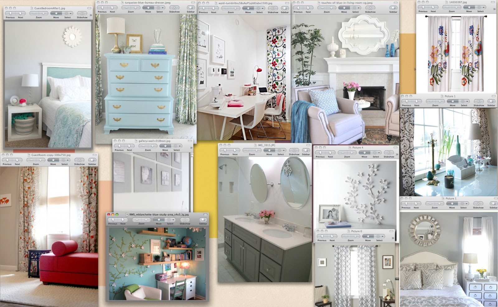 most of my images tended to look similar in style so I decided to just  follow my instinct and use them as inspiration for my bedroom makeover. Master bedroom makeover on a budget   wee design group