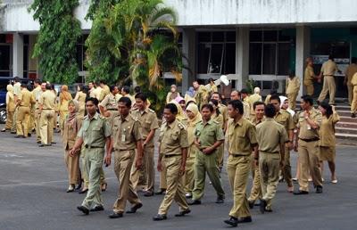 Ratusan PNS Samarinda Batal Pensiun
